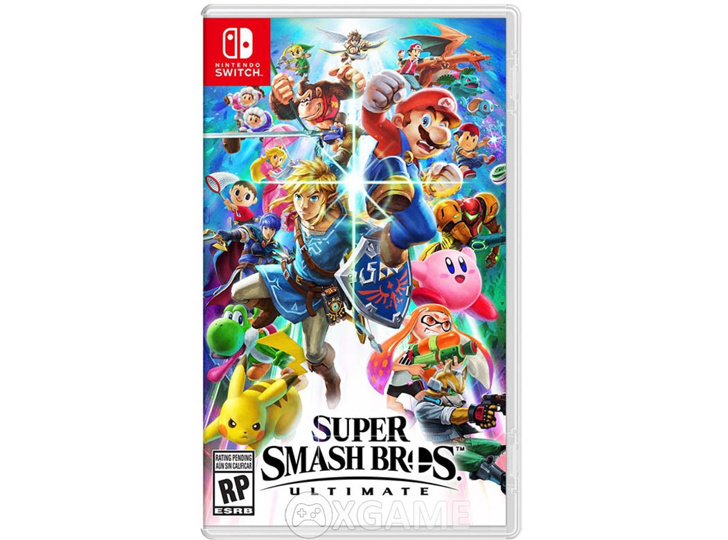 Super Smash Bros Ultimate [2ND]