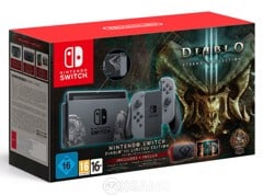 Máy Switch Diablo 3 Eternal Limited Edition
