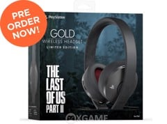 Tai Nghe The Last Of Us Part 2 Limited Edition Gold Wireless