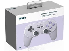 Tay cầm 8Bitdo SN30PRO+Bluetooth Gamepad-SN Edition