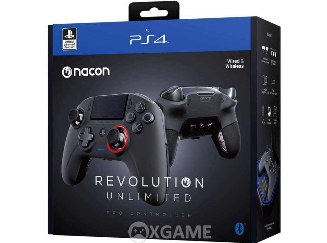 Tay chơi game Nacon Revolution Unlimited
