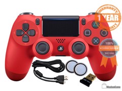 Tay PS4 - DS4 Magma Red [Sony VN] COMBO