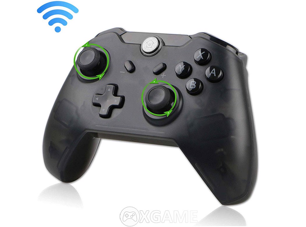 Tay Chơi Wireless Pro Controller Gamepad-Switch-PC