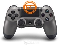 Tay PS4 - Dualshock 4-Steel Black-Sony VN