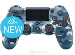 Tay PS4 Blue Camouflage-LikeNew