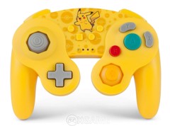Tay Wireless GameCube Style Controller-PowerA-Pikachu