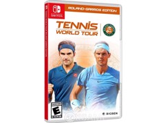 Tennis World Tour Roland-Garros Edition-2ND