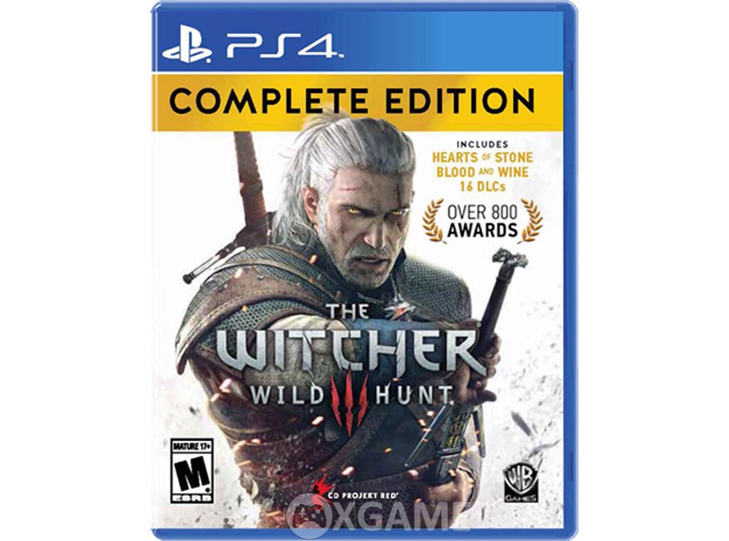 The Witcher 3-Complete Edition