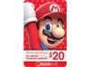 Thẻ eSHOP Gift Card 20$ - US