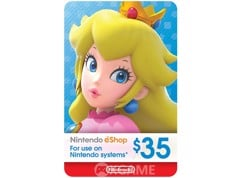 Thẻ eSHOP Gift Card 35$ - US