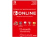 Thẻ Nintendo Switch Online 12 Tháng-US