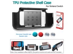 TPU Protective Back Cover cho máy Nintendo Switch