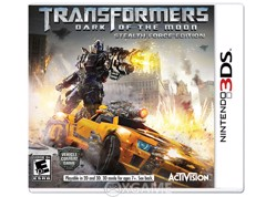 Transformers: Dark of the Moon-2ND-Tray