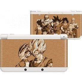 Máy NEw 3DS [dragon ball fusion] +16GB Box