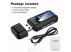 USB Bluetooth 5.0 Transmitter Receiver Audio có màn LCD