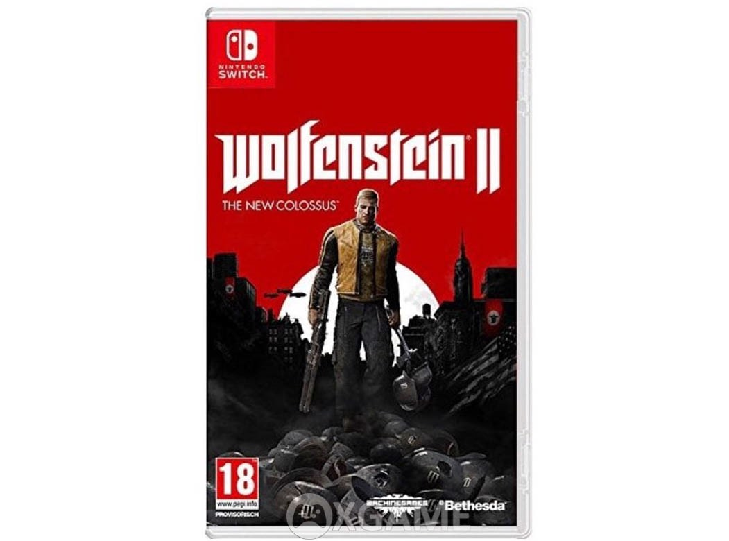 Wolfenstein II The New Colossus [2ND]