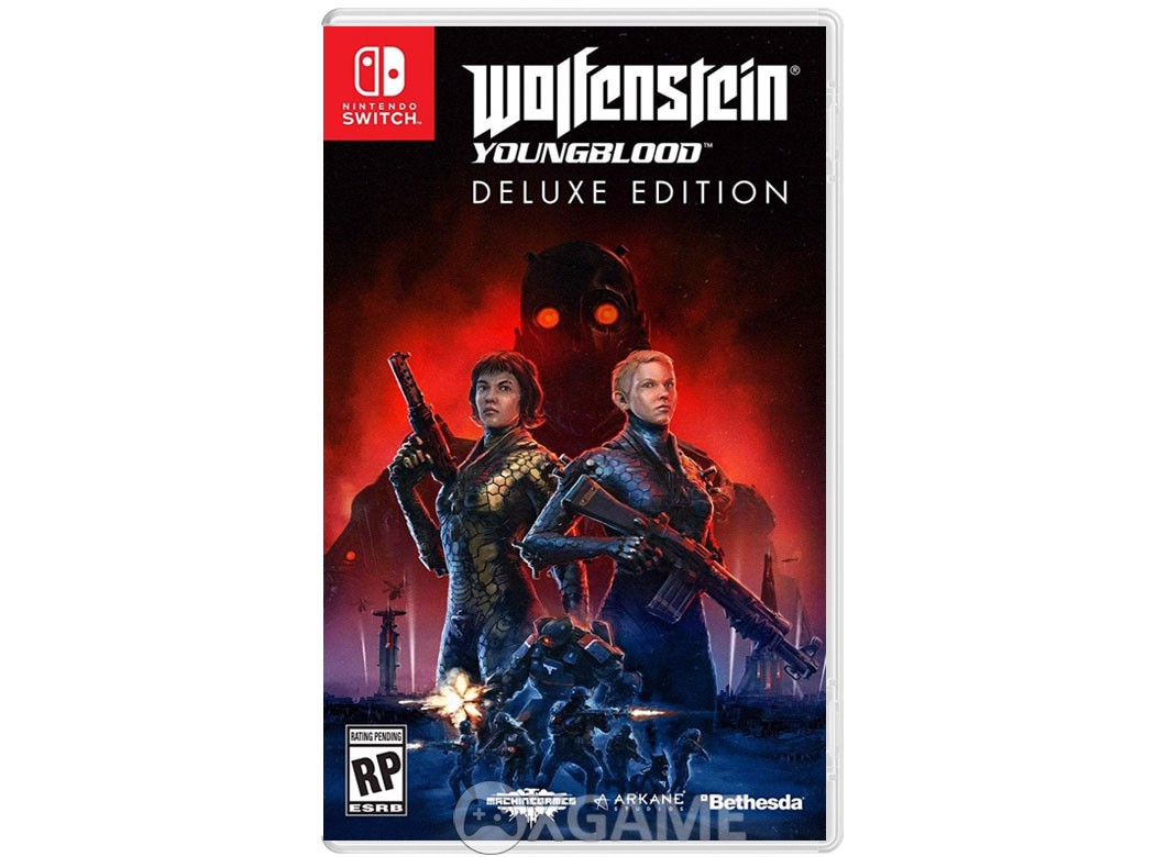 Wolfenstein: Young Blood Deluxe Edition