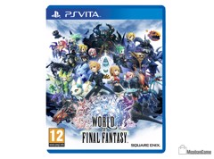 World of Final Fantasy [2ND]