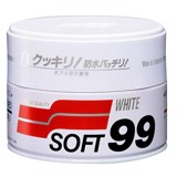 White Soft Wax W-20 Soft99