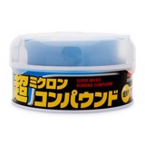 Micro Rubbing Compound Wax Dark B-40 Soft99
