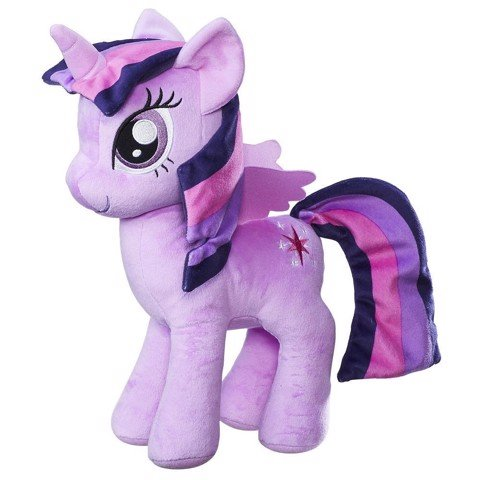 Pony Princess Twilight Sparkle Cuddly Plush SN11