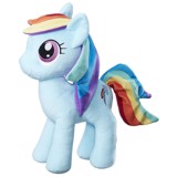 Pony Rainbow Dash Cuddly Plush SN14