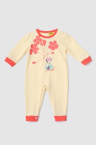 Body suit Mickey bé gái Rabity 5016