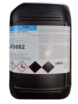 Araldite AY 103-1 resin - Keo Epoxy