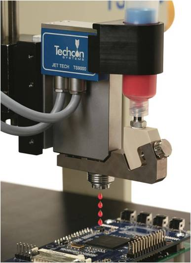 Techcon TS9000 Series Jet Tech Valve