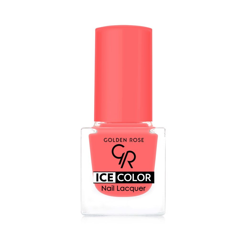 Sơn Móng Tay Golden Rose Ice Color Nail Lacquer (6ml)