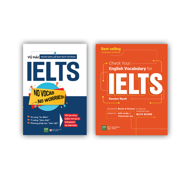 Combo Chinh phục IELTs