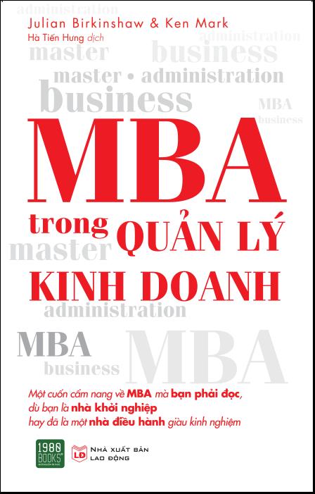 MBA trong quản lý kinh doanh