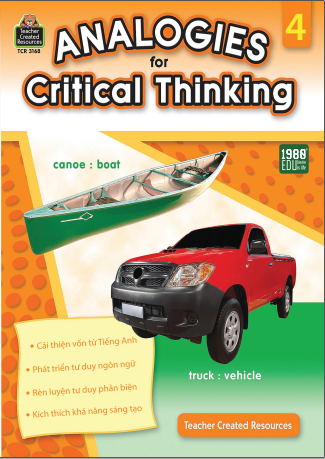 Analogies for Critical Thinking 4