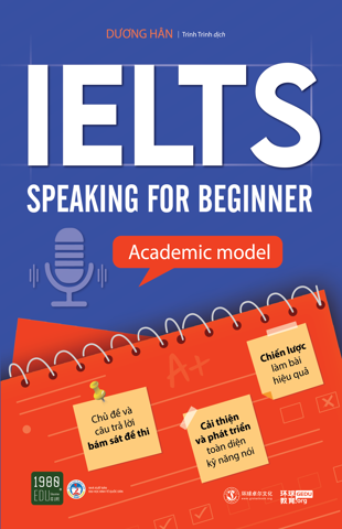 IELTS SPEAKING FOR BEGINNER – Academic model