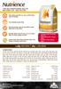 Thức ăn Nutrience Grain Free cao cấp cho chó - Thịt gà tây, cá trích, trứng gà, rau củ và trái cây tự nhiên