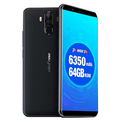 ULEFONE POWER 3S - SMARTPHONE CAMERA KÉP PIN KHỦNG