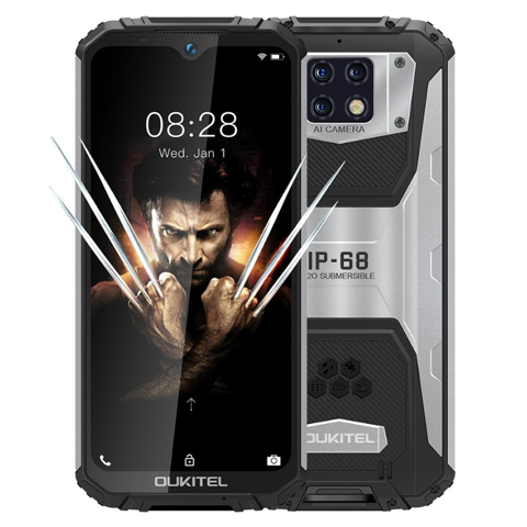 OUKITEL WP6 - 3 CAMERA48MP RAM6GB ROM128GB PIN10.000MAH