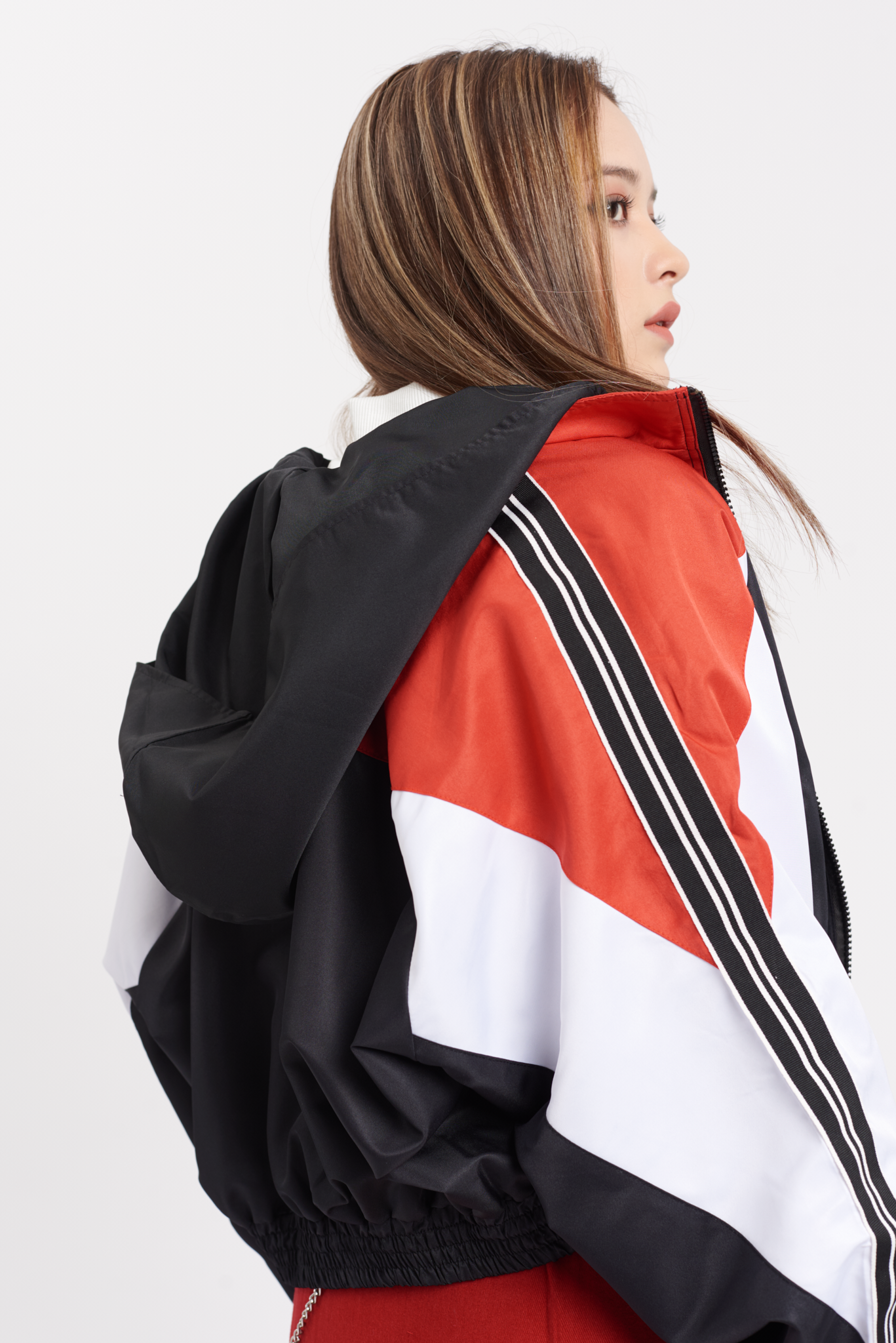 Alpha Stripe Jacket
