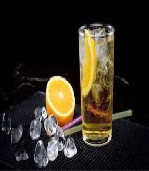 VODKA ORANGE SOUR / Rượu Vodka cam tươi và Soda