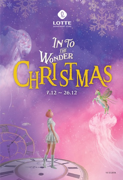 INTO THE WONDER-CHRISTMAS