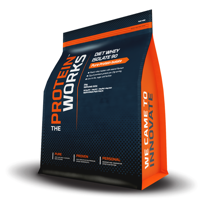 5dd8c29f1 The Protein Works (TPW) - Diet Whey Isolate 90 - Chocolate Silk (Socol