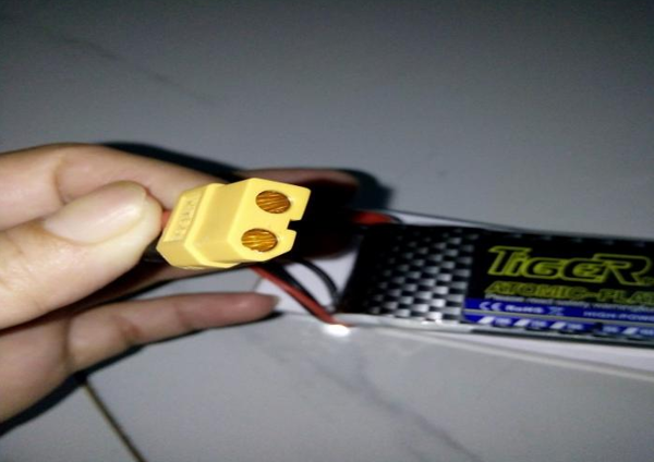 PIN LIPO TIGER 3s-35C-2200mAh