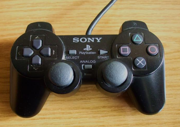 TAY GAME PS2 DualShock 2