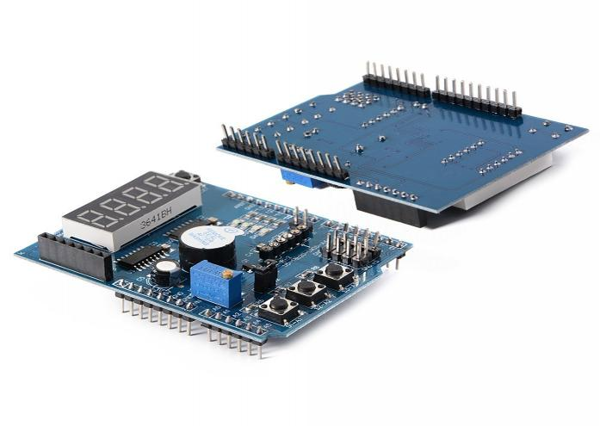 Arduino Multi Function Shield