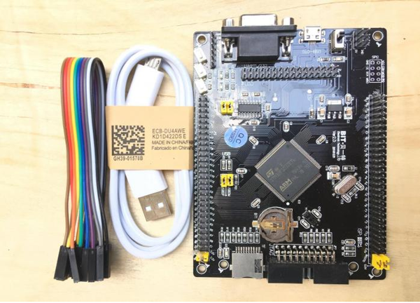 KIT STM32F103ZET6 Black
