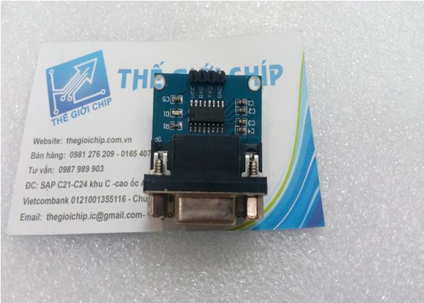 Module RS232 TTL SMD232-TTL