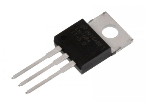 LM1084-3.3(3V3-5A-TO220)