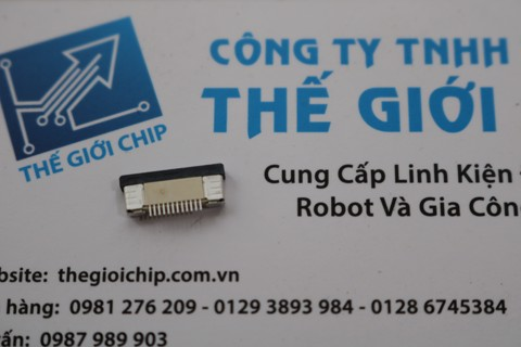 Cổng FFC 12Pin 0.5mm TOP