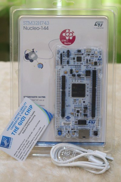 KIT STM32H743 Nucleo-144