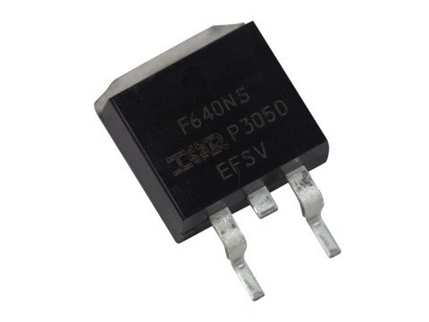IRF640 TO263-3 (N-200V-18A)